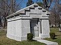 Kilborn Mausoleum - Evergreen Cemetery.JPG
