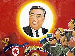 Kim Il-sung Poster