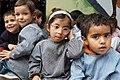 Kindergarten kids at a public school in Montevideo, Uruguay.jpg