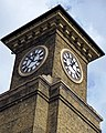 King's Cross railway station facade Clock Tower 01.jpg