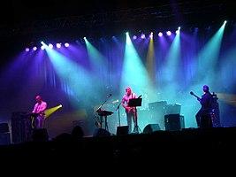 King Crimson - Dour Festival 2003 (01).jpg