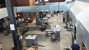 Canberra Glassworks - Workshop in June 2015
