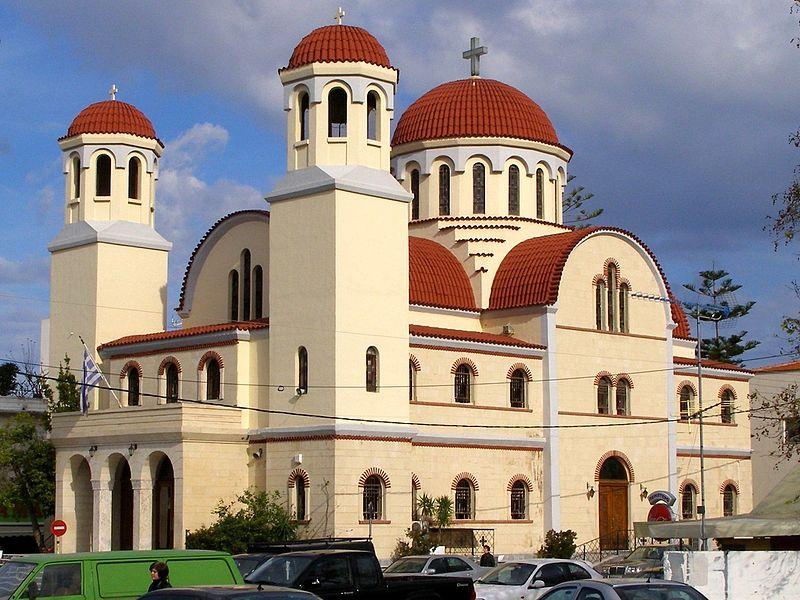 Αρχείο:Kirche Rethymno 2.jpg