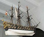 Kirkeskip, Norsk Folkemuseum NF.1915-1804, bilde 1.jpg