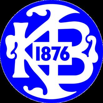 Kjøbenhavns Boldklub - KB's logo