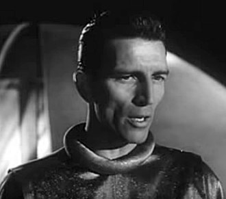 Michael Rennie - Rennie as Klaatu