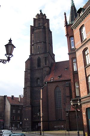 Gliwice - Gliwice – All Saints Church