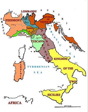 Königreich Sardinien, ca. 18. Jh.