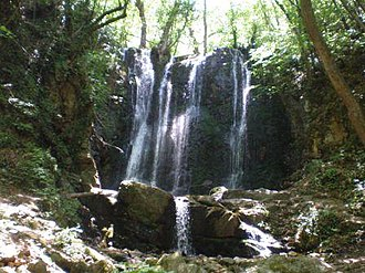 Novo Selo Municipality - Koleshino Waterfall