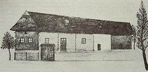 Ján Kollár - Image: Kollárov dom