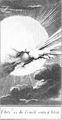 Kollision Kometen mit der Sonne. L'histoire naturelle; de Buffon.png