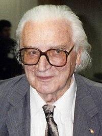 Konrad Zuse in 1992