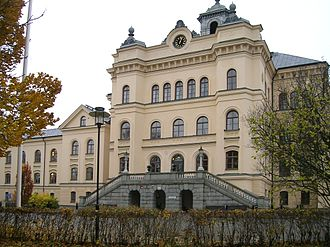 Stockholm Institute of Education - The Stockholm Institute of Education, Konradsberg