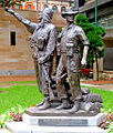 Korea - Malaya - Borneo - 1948 - 1966 Memorial (8282229911).jpg