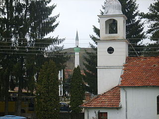 Kornitsa Village in Blagoevgrad Province, Bulgaria