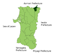 Kosaka in Akita Prefecture.png