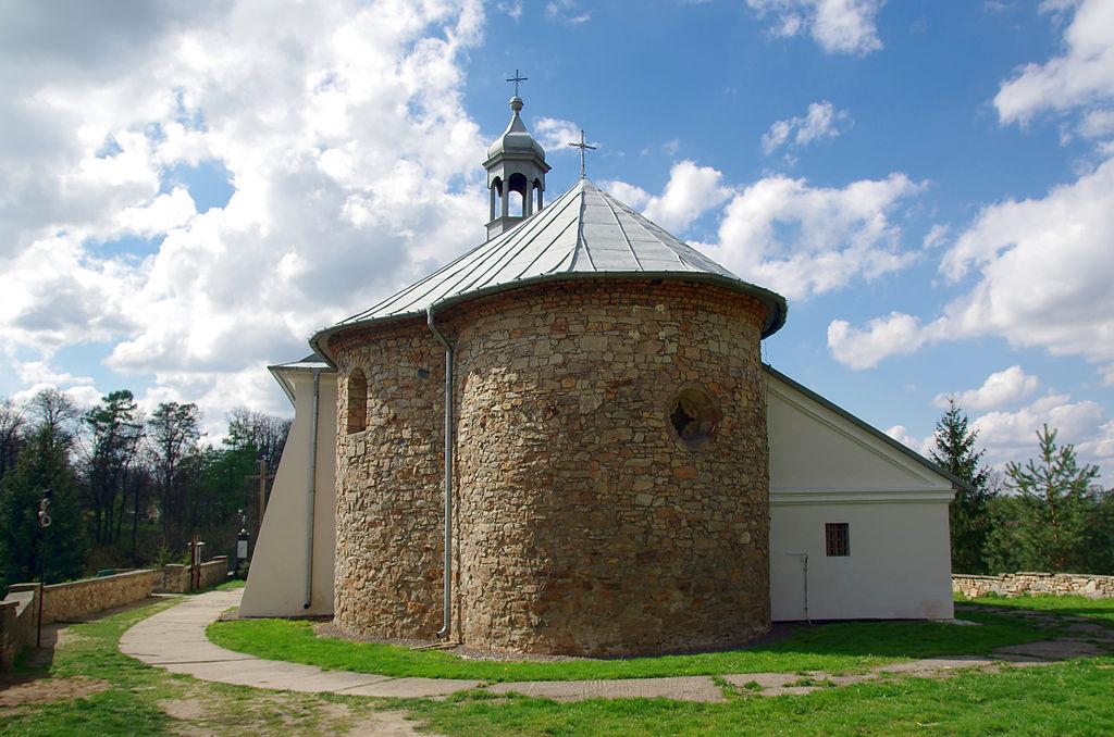 Kościół pw. św. Jana Chrzciciela z romańską rotundą
