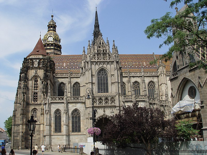 Datei:Kosice - St. Elisabeth Cathedral 1.JPG