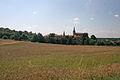 Kostel Nanebevzetí P. Marie (Konojedy) - pohled od hřbitova.JPG