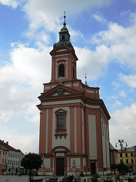 Kostel Stětí sv. Jana Křtitele (Hranice).JPG