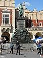 Kraków, Pomnik Adama Mickiewicza - fotopolska.eu (132710).jpg