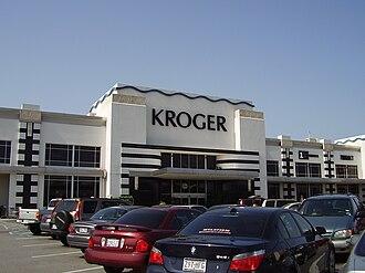 River Oaks Shopping Center - Kroger