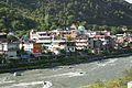 Kullu Townscape with River Beas - Kullu - Himachal Pradesh - 2014-05-09 2195.JPG