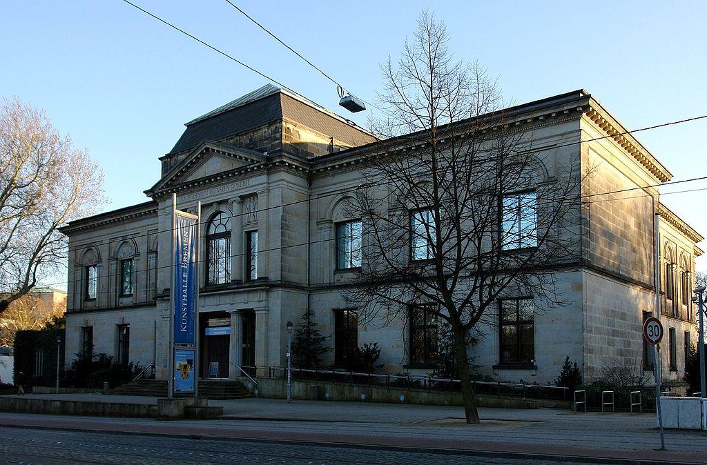 Museos en Bremen - Kunsthalle