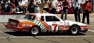 Petty Enterprises - Kyle Petty's 1983 Pontiac Grand Prix