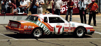 Petty Enterprises - Kyle Petty's 1983 Pontiac Grand Prix