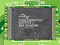 Kyocera FS-C5200DN - interface board- Spansion S29GL256N10TFI02-4190.jpg