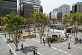 Kyushu Railway - Hakata Station - Hakata Side Station Square - 01.JPG