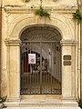 L'accesso del Museo Ignazio Silone.jpg