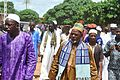 L'écharpe traditionnel typique des chefs religieux musulman.JPG