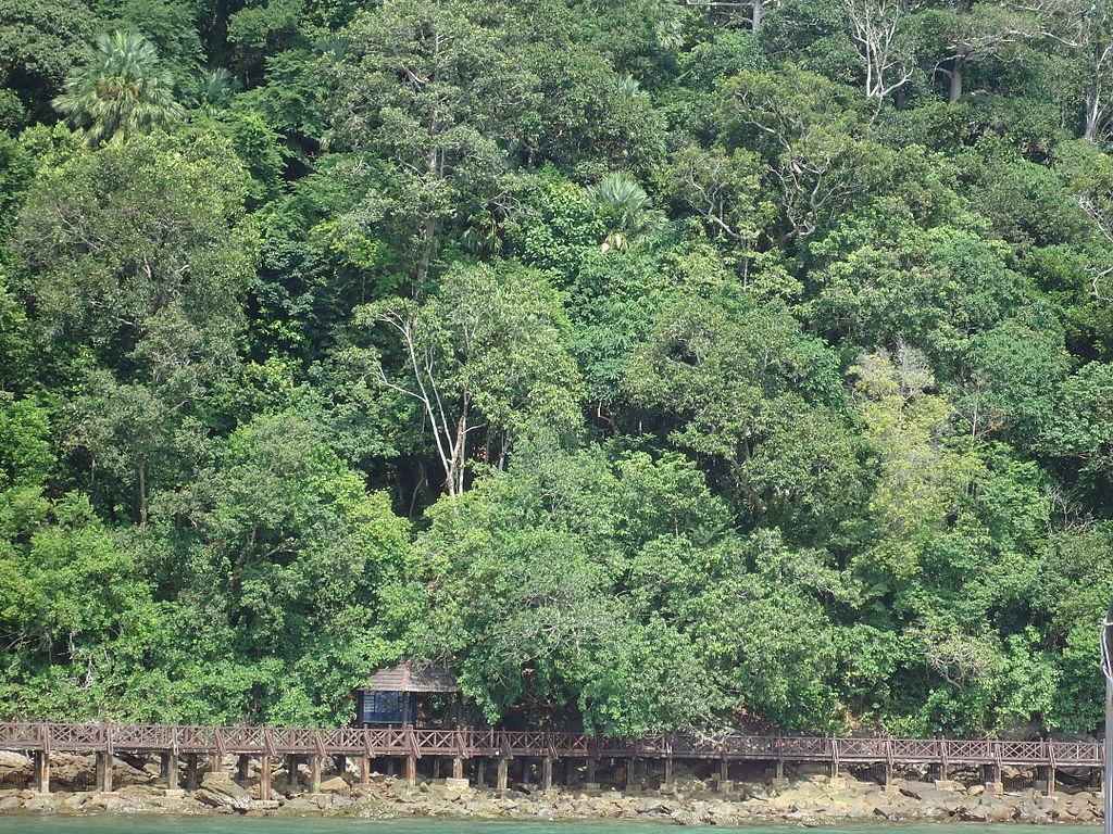 LANGKAWI TO PENANG ISLAND BOATING