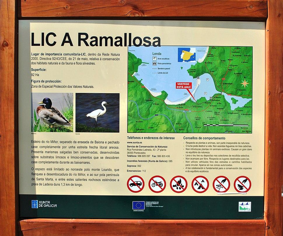 LIC A Ramallosa