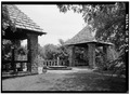 LOOKOUTS, NORTH OF HOUSE - Stan Hywet Hall, Lookouts, 714 North Portage Path, Akron, Summit County, OH HABS OHIO,77-AKRO,5E-2.tif