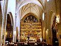 La Puebla de Arganzon - Nuestra Señora de la Asuncion, retablo mayor 01.jpg