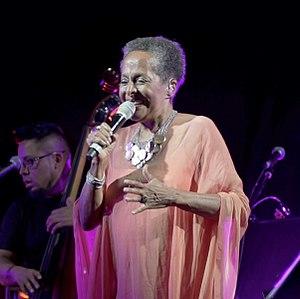 Latin Grammy Award for Best Folk Album - The Peruvian ministry of Culture Susana Baca won the award in 2002.
