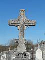 La Tour-Blanche cimetière croix.JPG