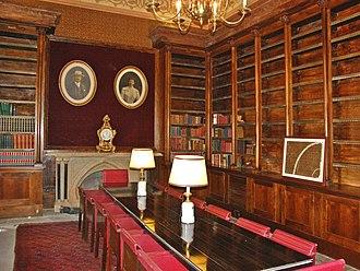 Monserrate Palace - Image: La bibliothèque du Palácio de Monserrate