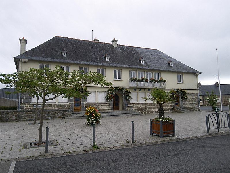 La mairie de hillion