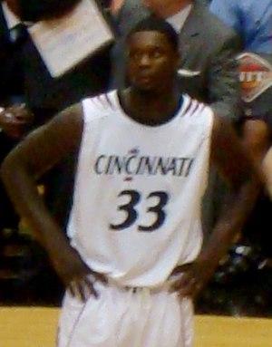 Lance Stephenson - Stephenson while attending Cincinnati in 2010