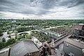 Landschaftspark Duisburg-Nord Blick von Hochofen 5 Richtung Norden.jpg