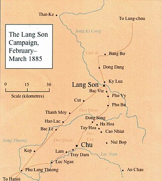 The Lang Son Campaign, February 1885 Lang Son Campaign.jpg