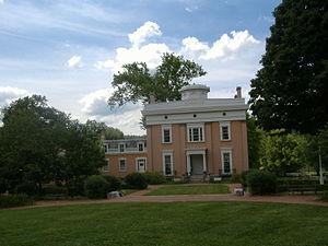 Madison Historic District (Madison, Indiana) - Image: Lanier Mansion North