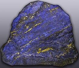 Lapis lazuli - Wikipedia