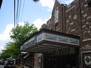 Larchmont, New York - Larchmont movie playhouse