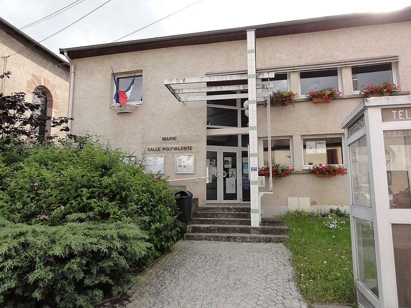 Laronxe (M-et-M) mairie