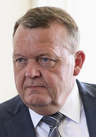 Lars Løkke Rasmussen - Rasmussen in 2018